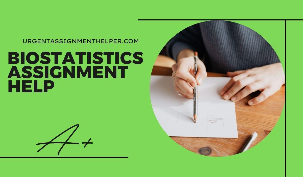 biostatistics homework help online